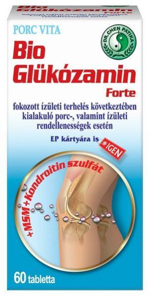 Glükozamin Kondroitin komplex 60 – Jutavit