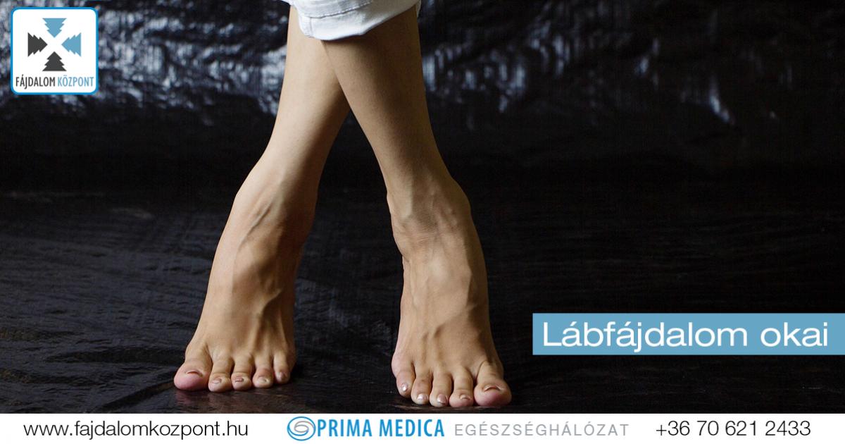 Az égető lábfájdalom | BENU Gyógyszertárak