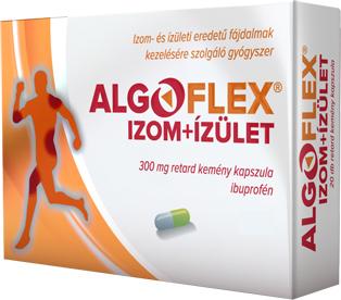 ALGOFLEX Izom+Ízület mg retard kemény kapszula - Gyógyszerkereső - Háhalasszallo.hu