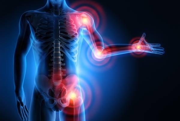 fertőzés és ízületi fájdalmak