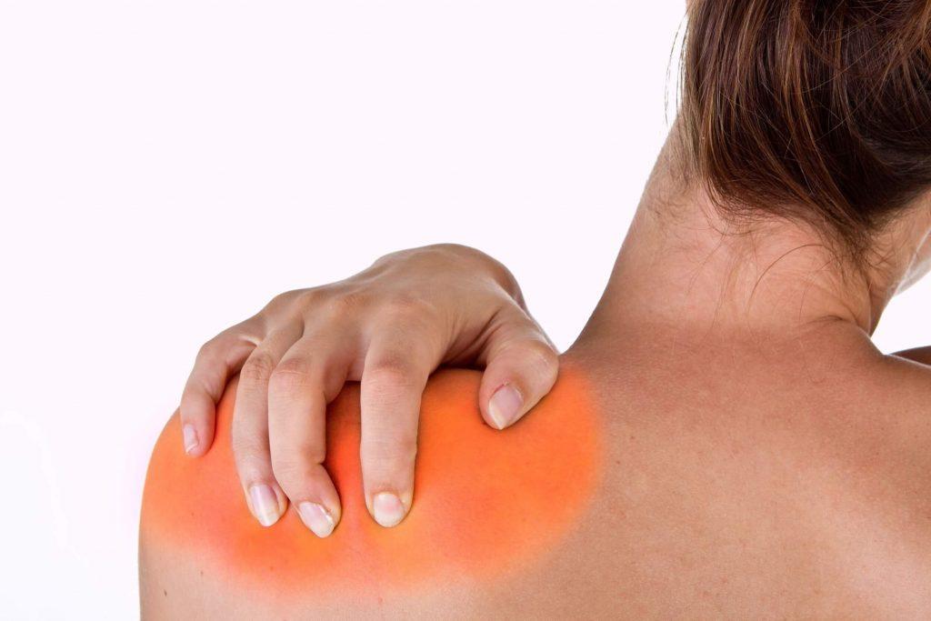 fájdalom, repedés a vállízületben deformáló csípőízület osteochondrosis