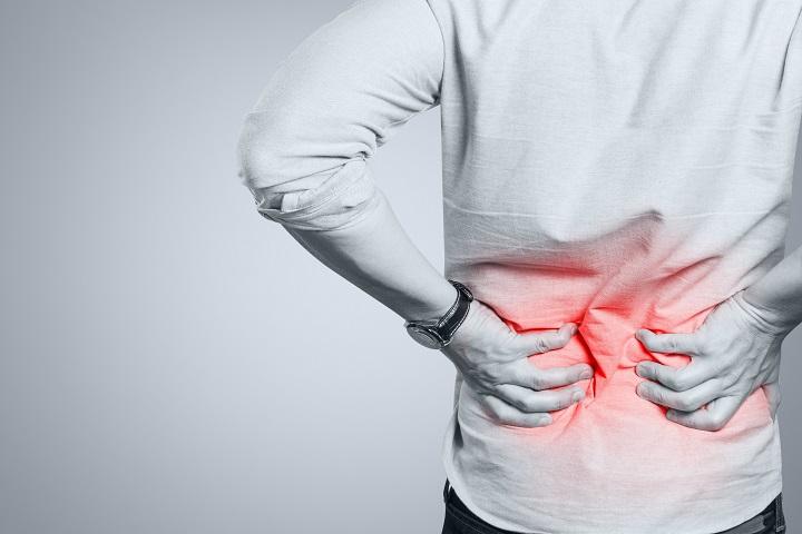 becsípődött ideg és fájdalom a csípőízületben ízületek térdproblémái