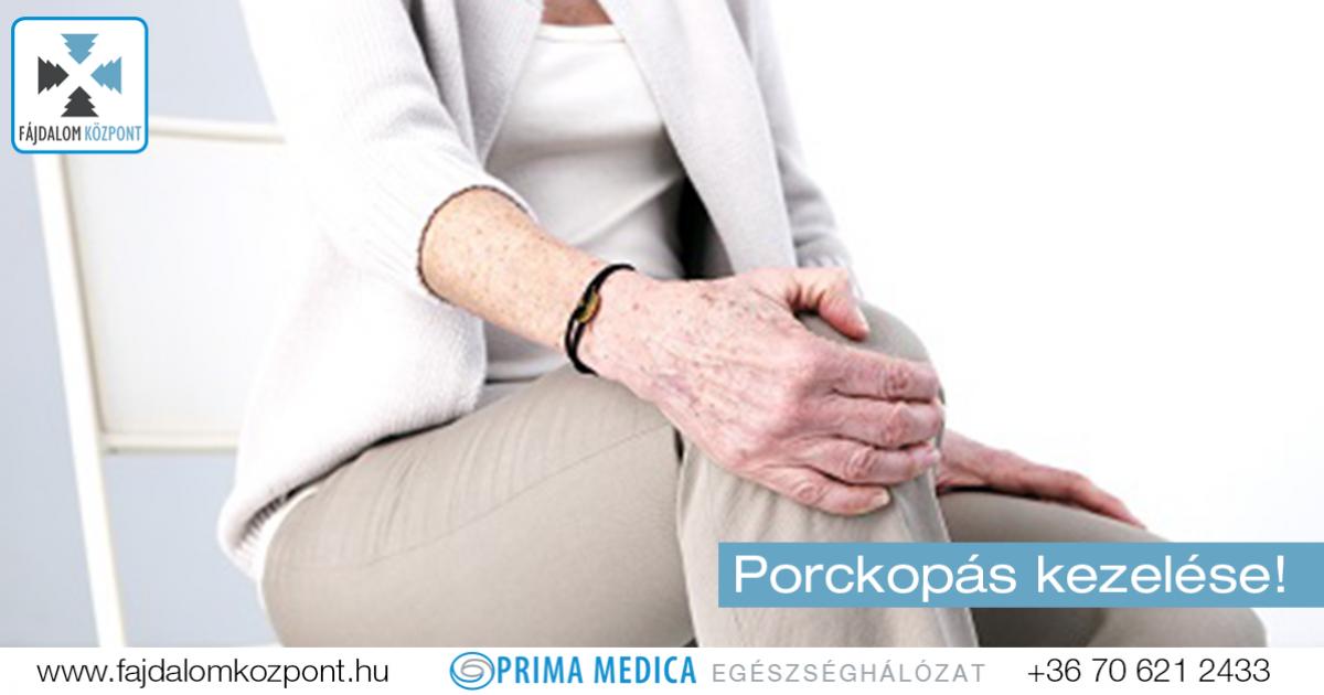 Artrózisos kezelés alflutoplal, Porckopás és kezelése - Fájdalomközpont