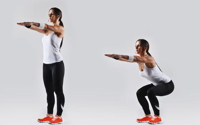 Így változik meg a tested, ha elkezdesz guggolni - A gyakorlat 5 pozitív hatása | Page 2 | Femcafe
