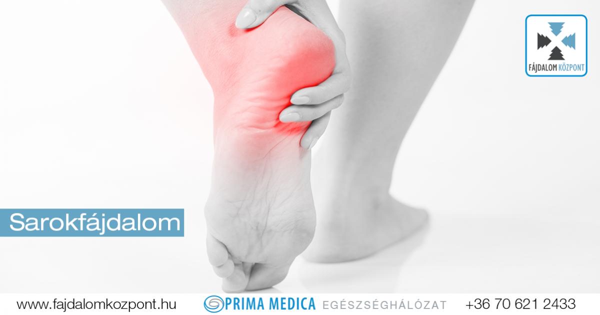 ízületek fáj a láb kezelése
