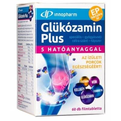 glükózamin és kondroitin, amelyekben a termékek