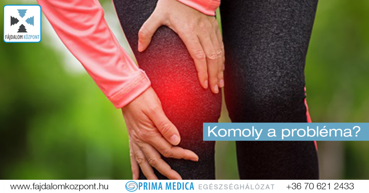 térdízületi fájdalom és diszlokáció