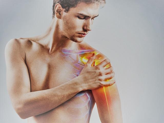 fájdalom a vállízület periartritiszével