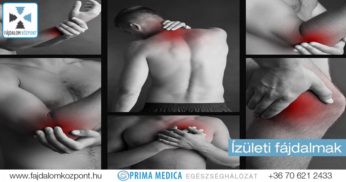 Izomláz és ízületi fájdalom - mit tegyünk?