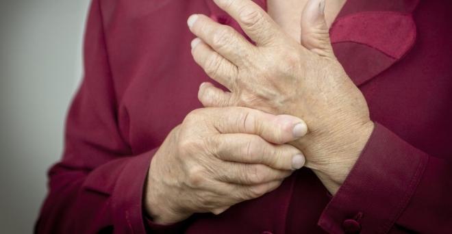 ízületi gyulladás az ujjak falán medence és ízületi fájdalmak
