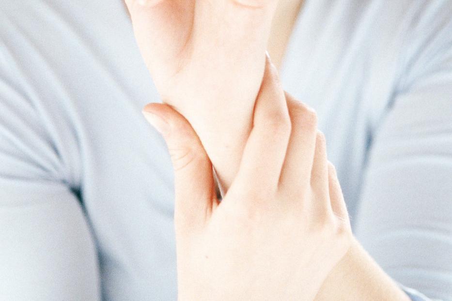 a kéz ujjainak ízületei fájnak