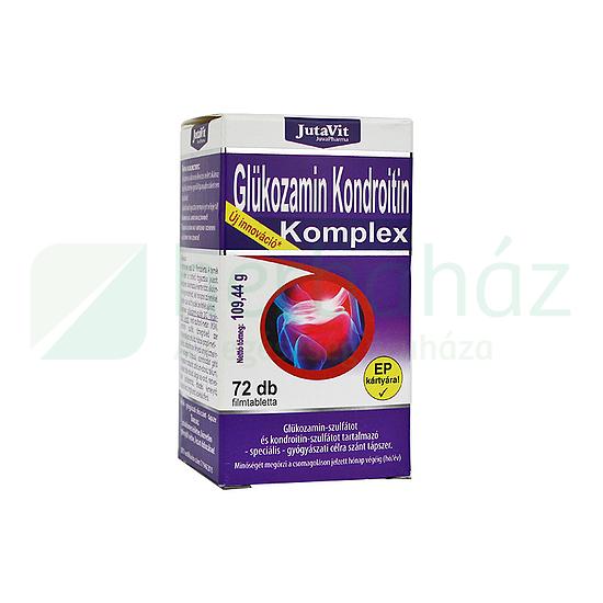 glükozamin-kondroitin arthra az ízületek fájnak egyenként