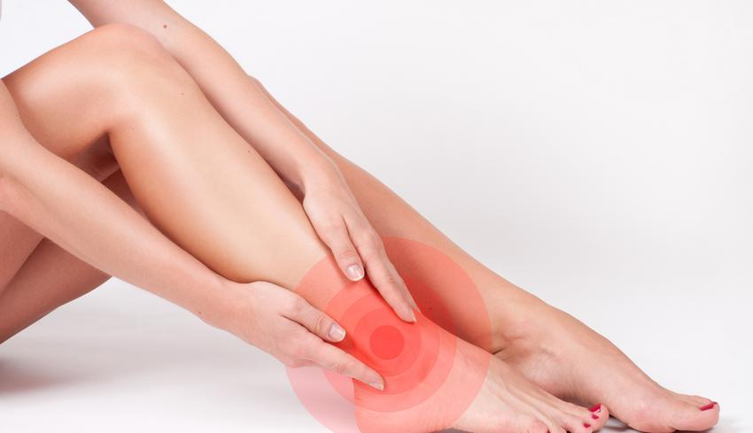 ízületi fájdalom a lábban és a bokaban ízületek fájnak a hideg vízből