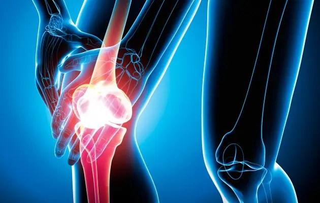 a térdízület fájdalmát kezeljük ízületi fájdalom az ujjak könyökein