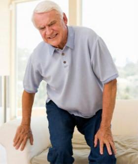 kezelés a térd törése után