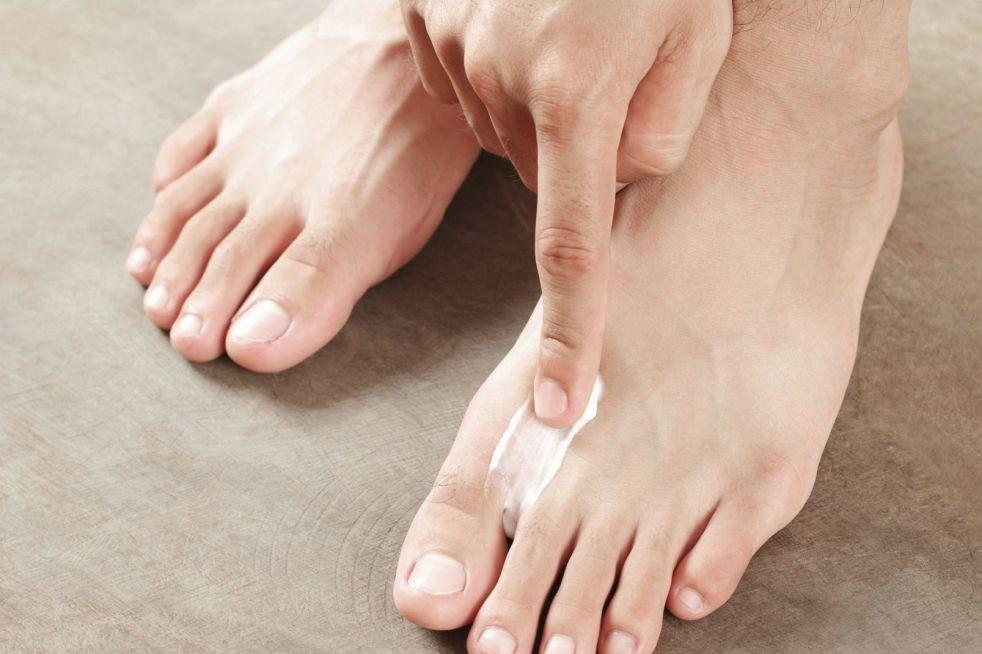 gél lábízületi gyulladás kezelésére