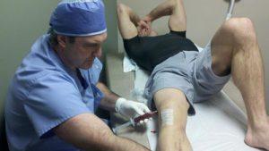 A térdízület fáj a hidrokortizon injekciója után. A kezelési módok és módszerek. Mikor kell beadni