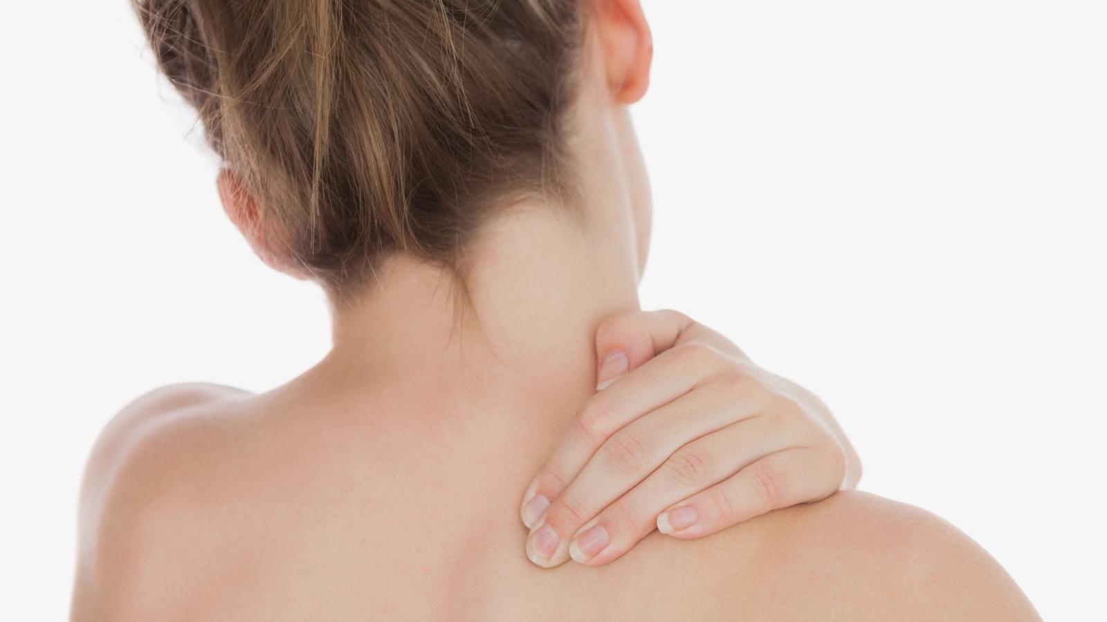 tömörítse a vállízület fájdalmát