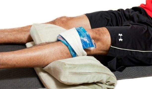 térdmasszázs kezelés artrózisa