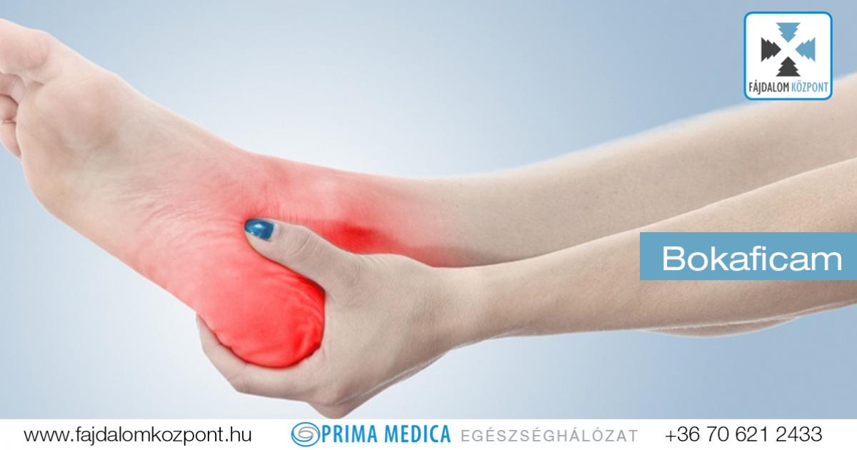ízületi fájdalom a lábban és a bokaban ízületi betegség jelei és tünetei