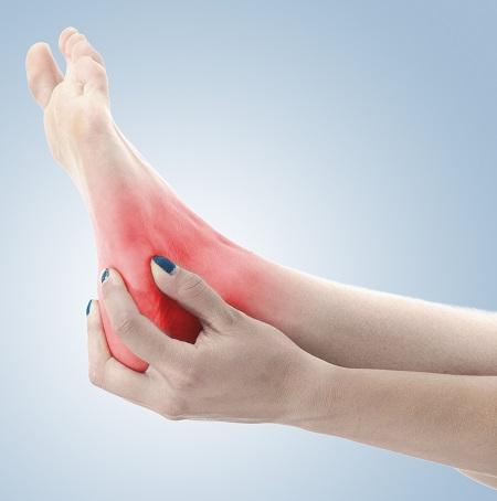 ízületi fájdalom a lábban és a bokaban farmakológia ízületi javításra