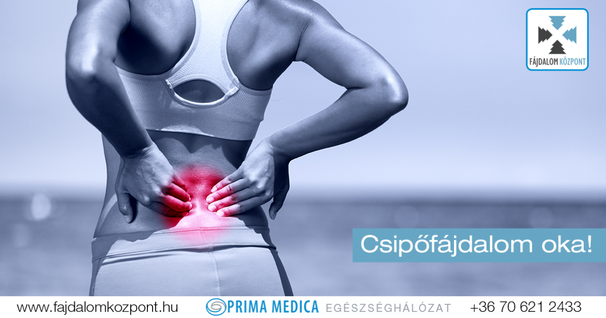 A csípőfájdalom kivizsgálása, kezelése és megszűntetése - Budai FájdalomKözpont