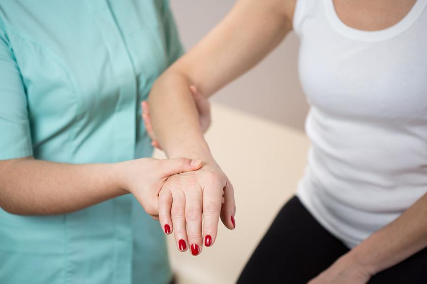 Az alkar és a kéz könyökízületének sérülései