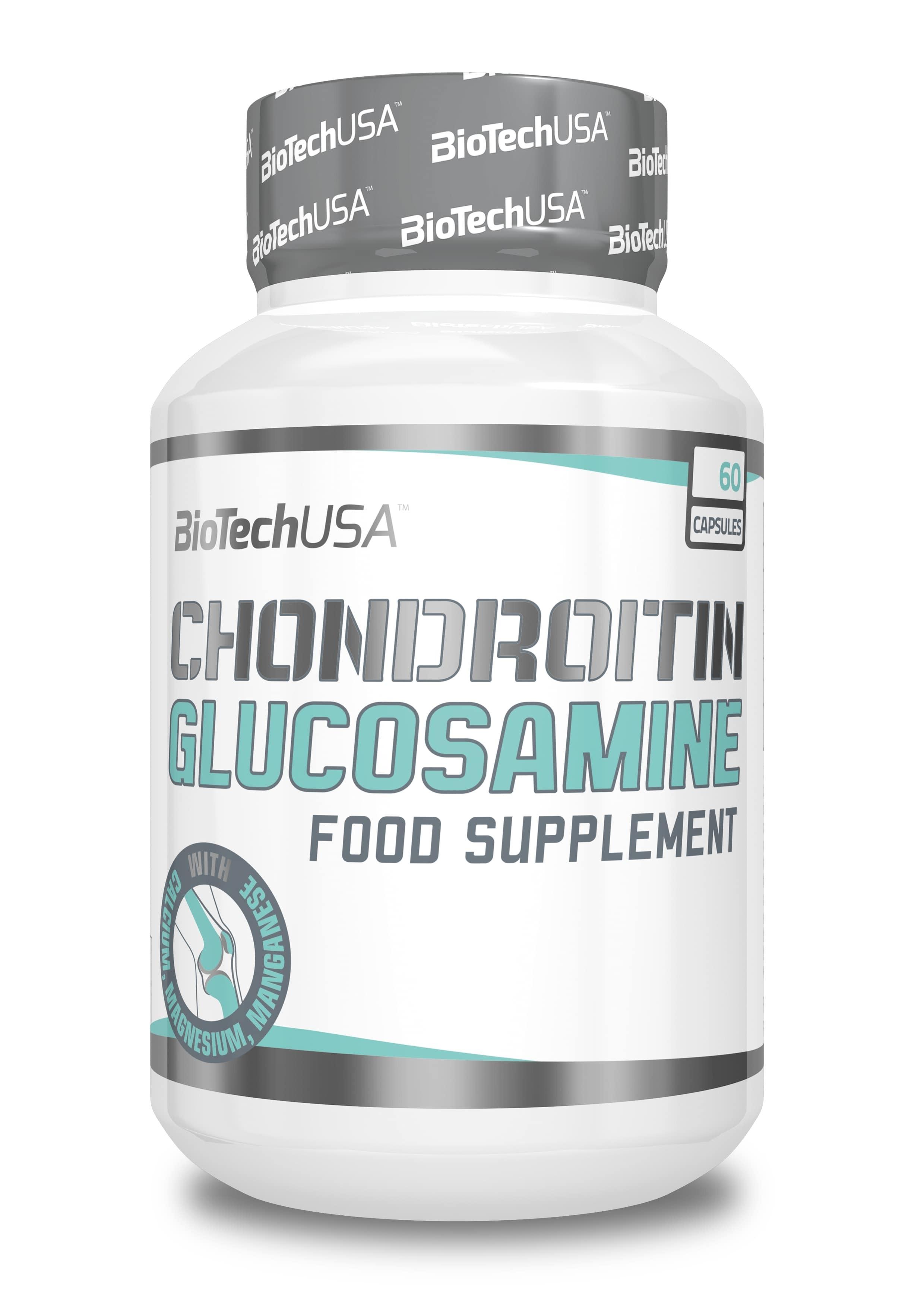 biotech glucosamine chondroitin reviews