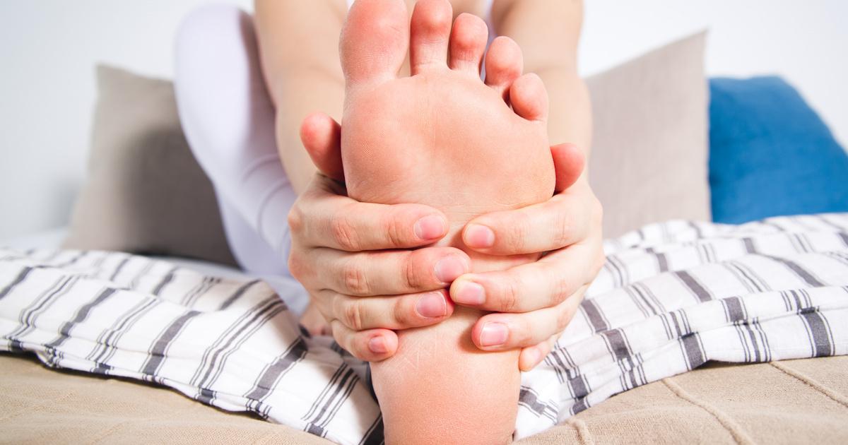 a lábujj ízülete
