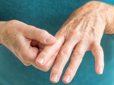 ízületi gyulladás az ujjak falán térdízületi elváltozások kezelésének jelei