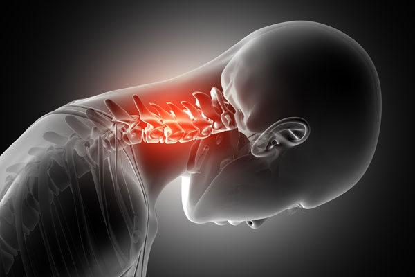 fájdalom a vállízületben és a nyaki csigolyában