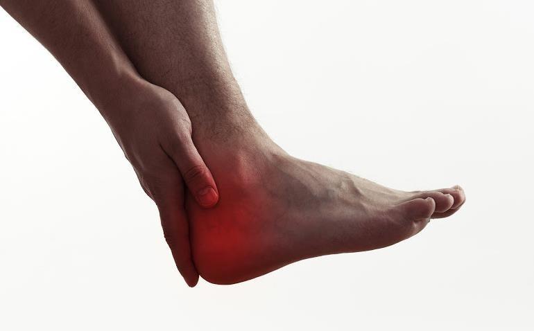 lábfájdalom a láb ízületében