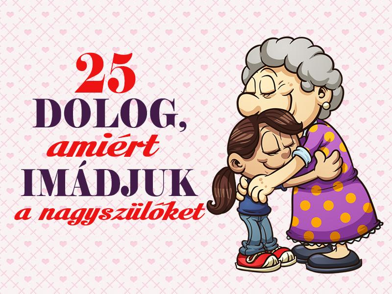 Kényeztessen vagy neveljen a nagymama? | Csaláhalasszallo.hu