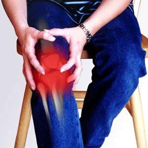 térdbursitis ízületi gyulladás kezelése